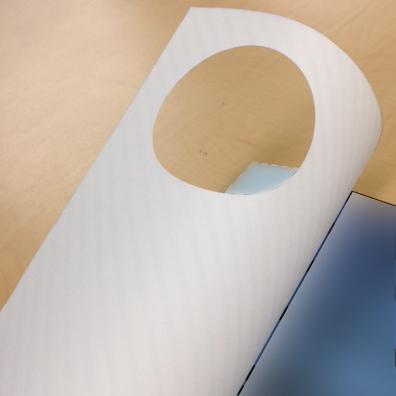 パンフレット(A4)24ページ中綴じのアイキャッチ